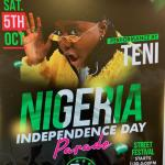 Nigerians celebrate 59th Independence Anniversary in New York with Parade, Street Party; NANUSA sets up stand for National Federal Credit Union
