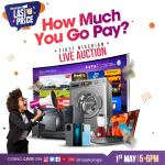 Konga to launch first online auction in Africa this Friday