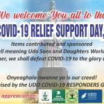 COVID-19: Udo Nwere Madu Foundation hails Udo sons, daughters for running to the rescue of families in Udo, Ezinihitte- Mbaise