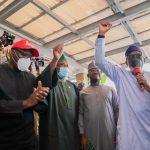 Why I was re-elected Ondo Governor – Akeredolu; Buhari, Lawan, Sanwo-Olu, others send congratulations