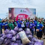 World Clean Up Day : FBRA calls for collaboration towards Waste Free Future; Says, 'it takes everyone!'