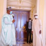 Zulum meets Chad's President Deby over thousands of Borno refugees  …Nigerian ambassador in attendance