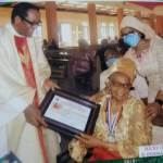 Seat of Wisdom Catholic Station, Umuokoro Umuariam Obowo, honours Fathers of Faith, women leaders
