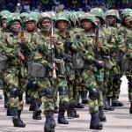Troops eliminate terrorists, destroy 7 gun trucks in Borno