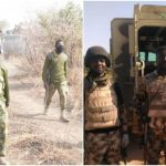 Troops storm Timbuktu Triangle, rescue victims from Boko Haram strongholds