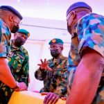 Insecurity: Buhari presides over Security Briefing; Service Chiefs face Senators on Thursday