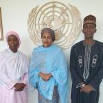 UNGASS: EFCC Chair meets Amina Mohammed, UN Deputy Secretary General