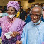 When Prof. & Prof. (Mrs.) Asaolu were celebrated in USA