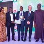 Chevron receives Award at 2021 NOG Industry Dinner and Awards