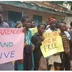 Nigerian military receives 1,500 ISWAP-Boko Haram members in massive surrender at Mafa
