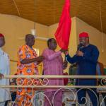 Powershift: Hundreds of APGA members decamp to PDP; Declare support for Valentine Ozigbo
