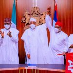 'I'm anxious for your success,' Buhari tells Andy Uba, Anambra APC guber candidate