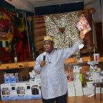 """Nigerians in the U.S. celebrate Yoruba culture, """"Asa''"""