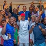 Anambra 2021: Valentine  Ozigbo meets new media community, hails Appeal Court ruling