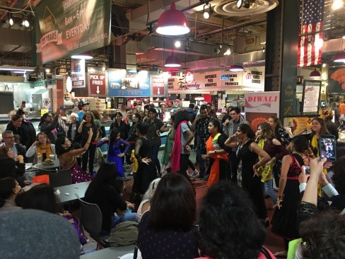 Image result for Diwali Festival of Lights at Reading Terminal Market