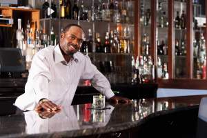 Job Vacancy for Bar attendant at Abydos Restaurant from Global Plus Consult, Bawaleshie Depot,Accra Ghana