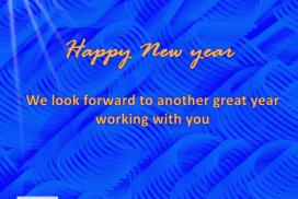 Happy New Year from Global Plus Ghana Ltd