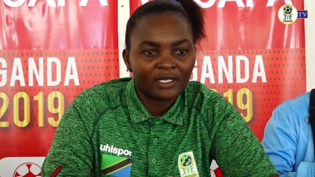 Breaking: Kocha wa Yanga Princess, Edna Lema Atimka-Michezoni leo