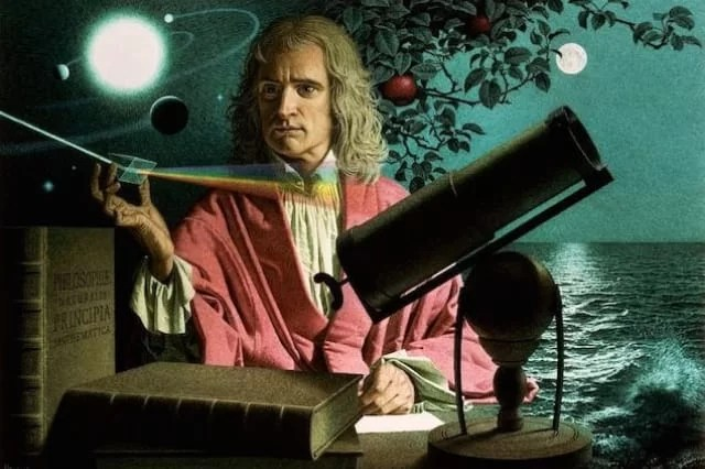 Isaac Newton Quotes on God