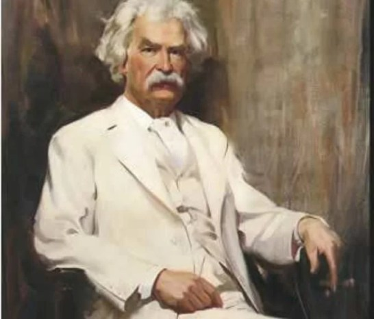 MARK TWAIN QUOTES ON WORK