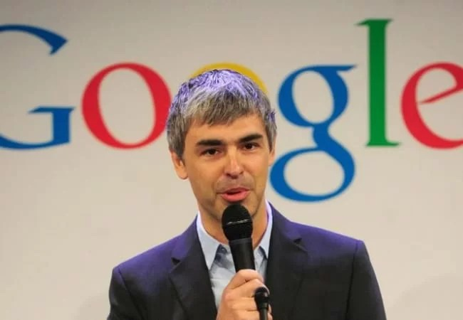 Larry Page Quotes On Success