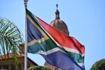 The Rainbow Nation flag