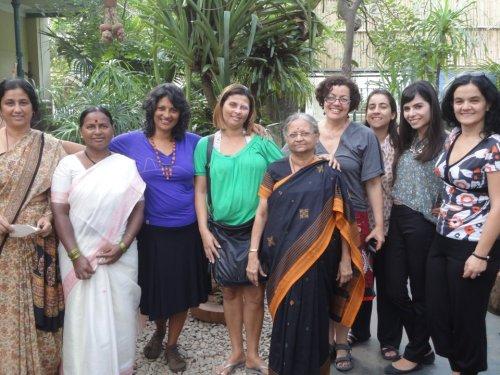 Gender radio program participants