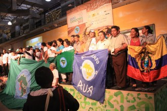Africa, Asia and Latin America presente!