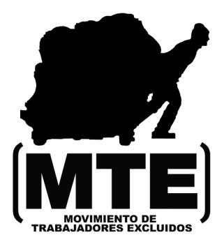 logomarca del MTE.