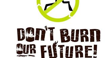 dont burn our future