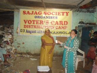voter reg camp