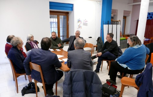 First Informal European meeting of waste pickers and second hands operators in in Torino
