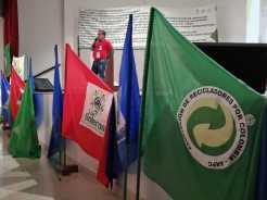 Foro nacional e internaciona lde reciclaje. Bogotá 1 de marzo 2020. Colombia
