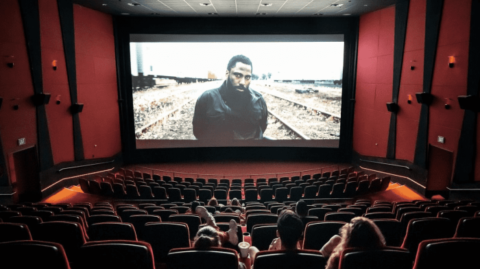 Renting A Movie Theater