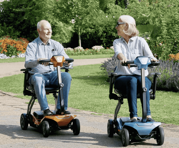 Renting Mobility Scooters