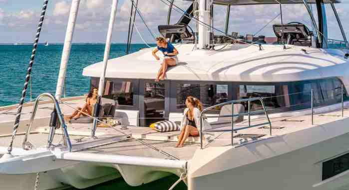 Choosing a Private Yacht