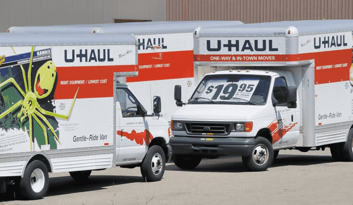 Renting a Moving Truck