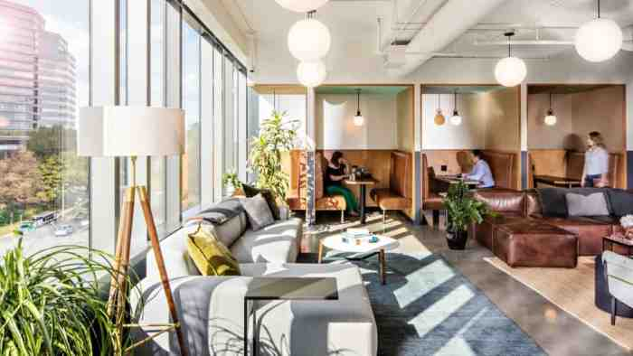 Rent A Coworking Space