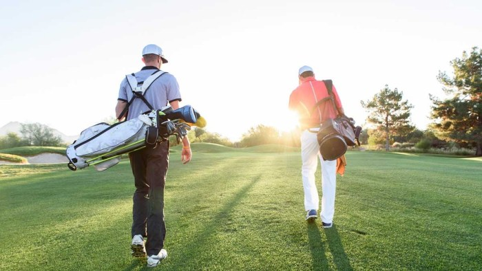 Renting Golf Clubs