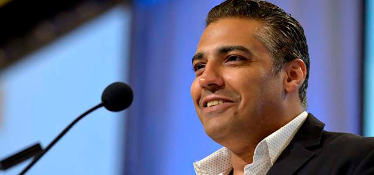 Mohamed Fahmy reflects on his year at the GRC