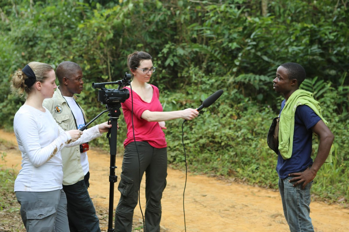 Illegal logging project honoured with Murrow Award