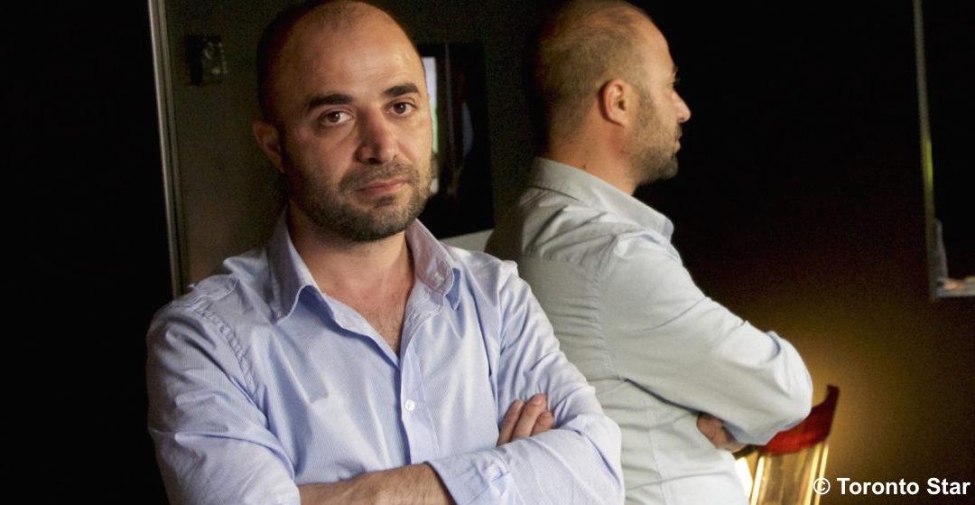 Iraqi Photojournalist Ali Arkady Invited as Global Journalist in Residence
