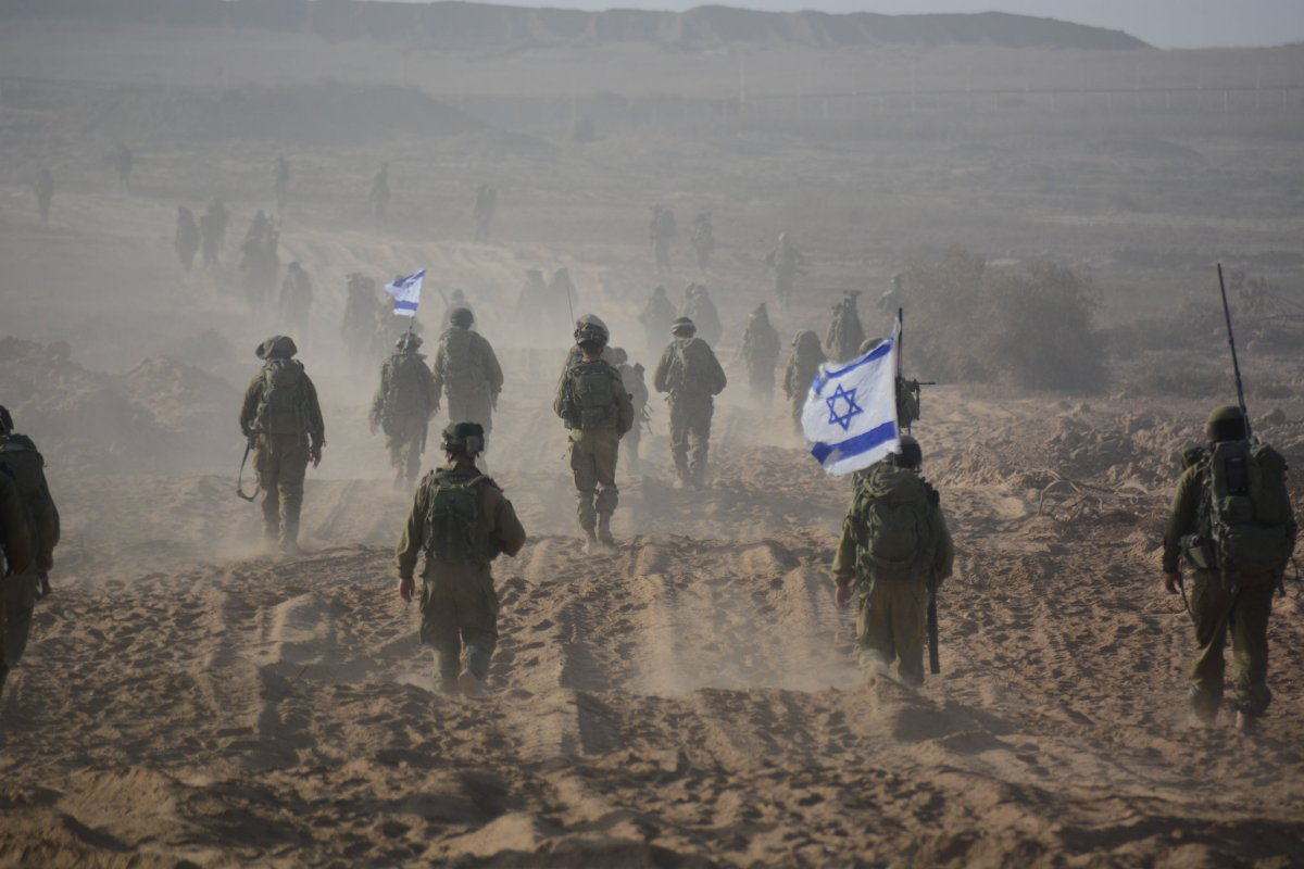 Reflecting on Israel and Gaza
