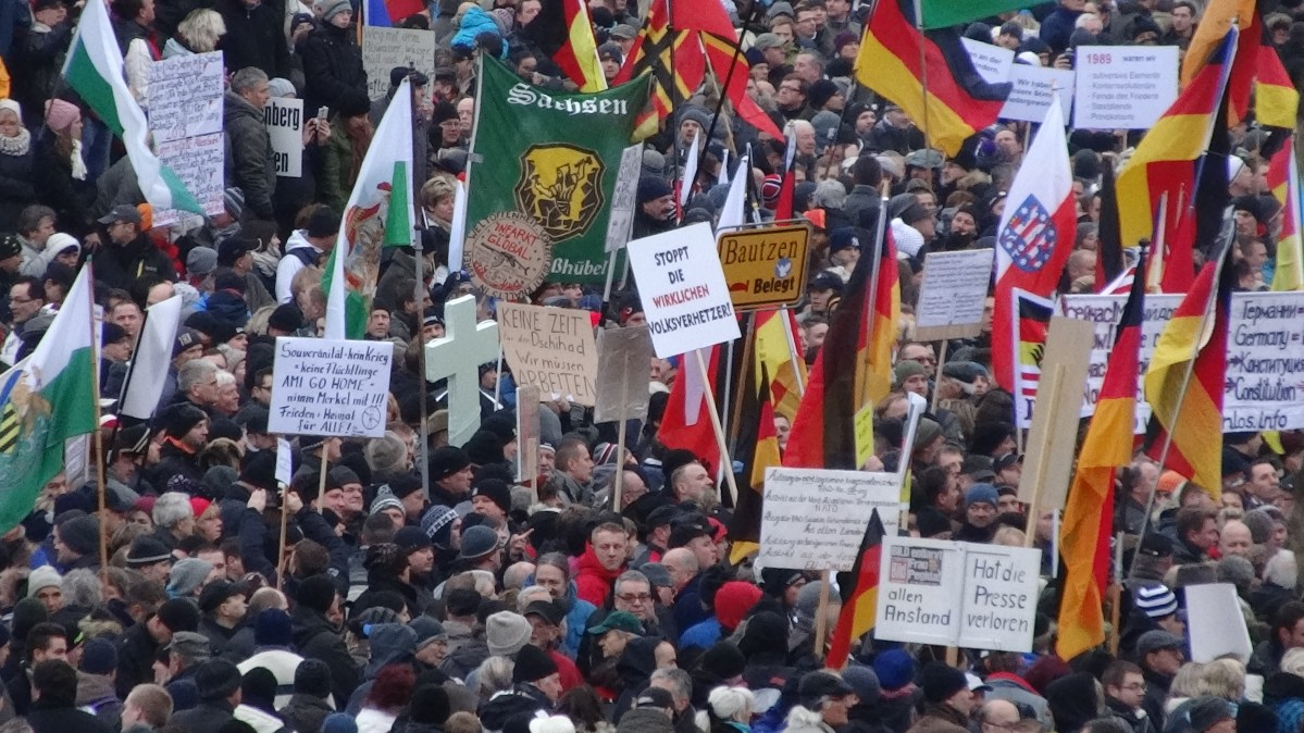 The Ghosts of Europe: The return of tyranny, nationalism, racism and denial to Central Europe