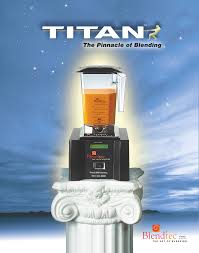 Blender - Titan