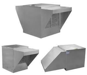 Hood System - Global Restaurant Source - Make Up Air - Filtered Supply Fan