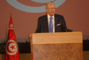 Essebsi tunisia president