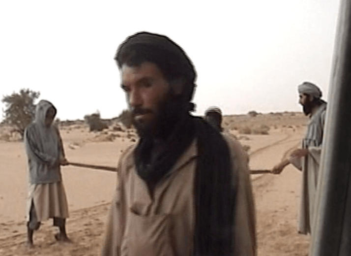 Mokhtar Belmokhtar, AQIM
