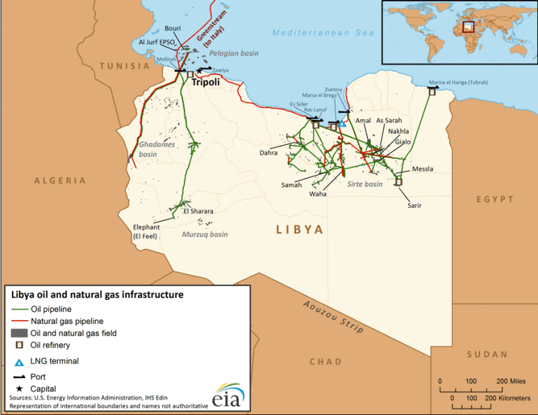 The Energy Briefing: The never-ending battle for Libya's Oil