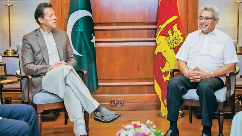 An Epoch-Making Visit: Pakistan and Sri Lanka